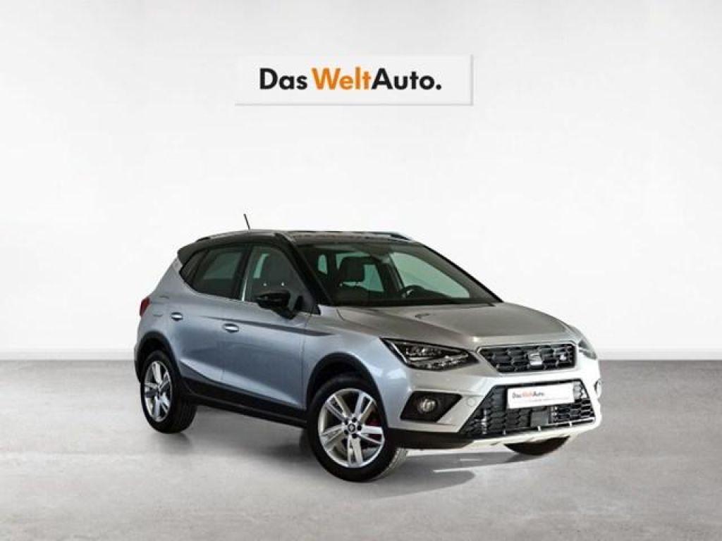 SEAT Arona 1.0 TSI S&S FR 85 kW (115 CV) segunda mano Madrid