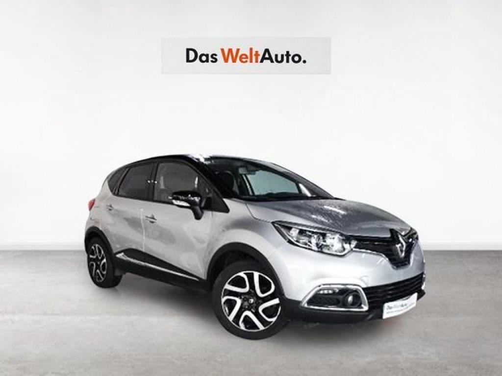 Renault Captur Zen Energy TCe 90 eco2 segunda mano Madrid
