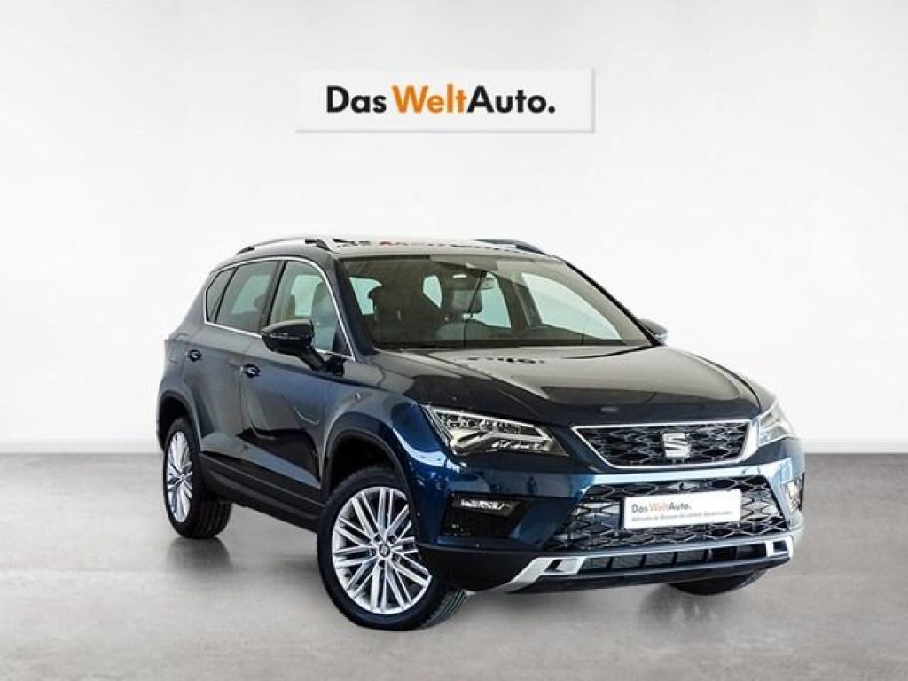 SEAT Ateca 1.5 TSI S&S Xcellence DSG 110 kW (150 CV) segunda mano Madrid