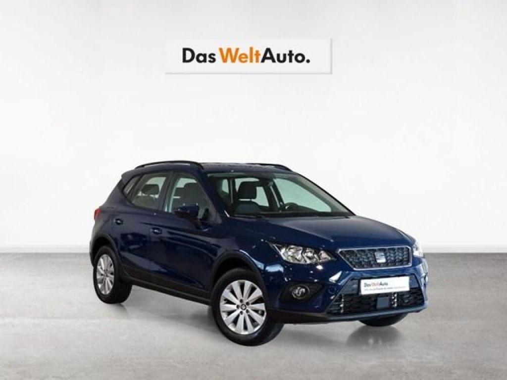 SEAT Arona 1.0 TSI Ecomotive S&S Style 85 kW (115 CV) segunda mano Madrid