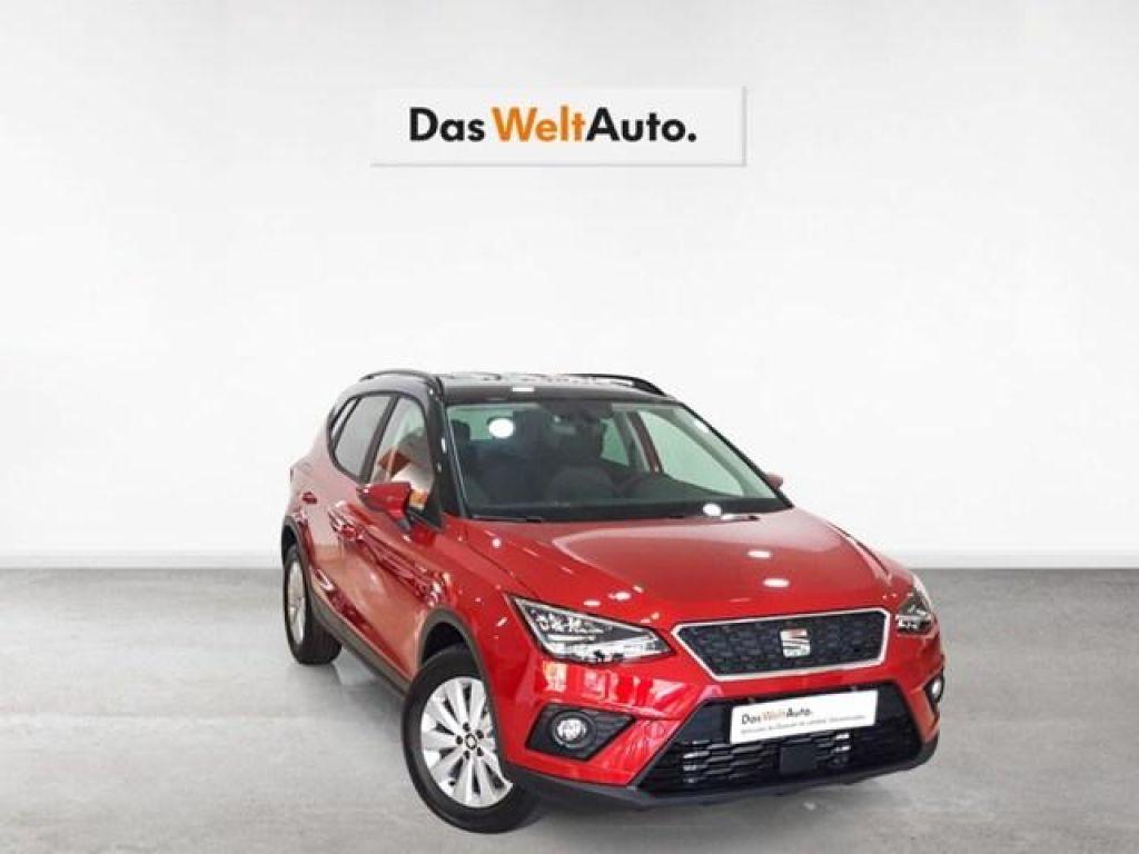SEAT Arona 1.6 TDI Xcellence Ecomotive 70 kW (95 CV) segunda mano Madrid