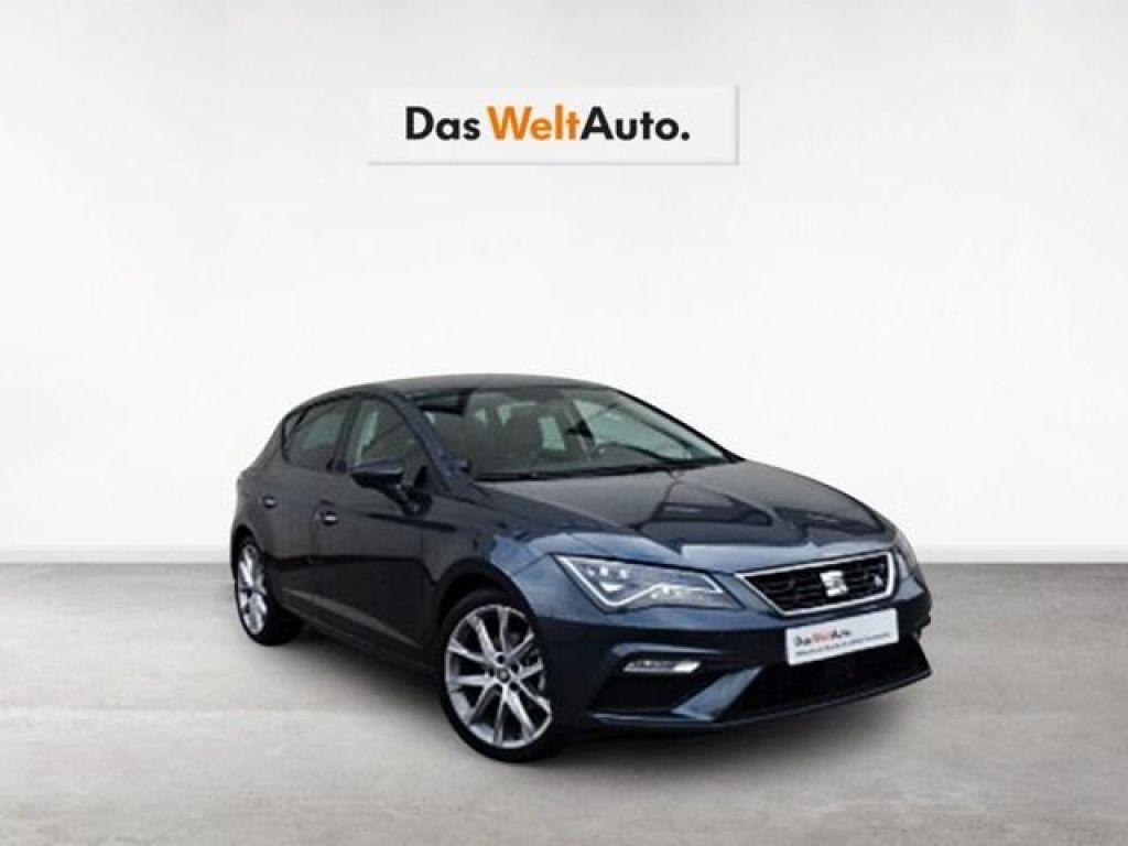 SEAT Leon 1.5 TSI S&S FR 110 kW (150 CV) segunda mano Madrid