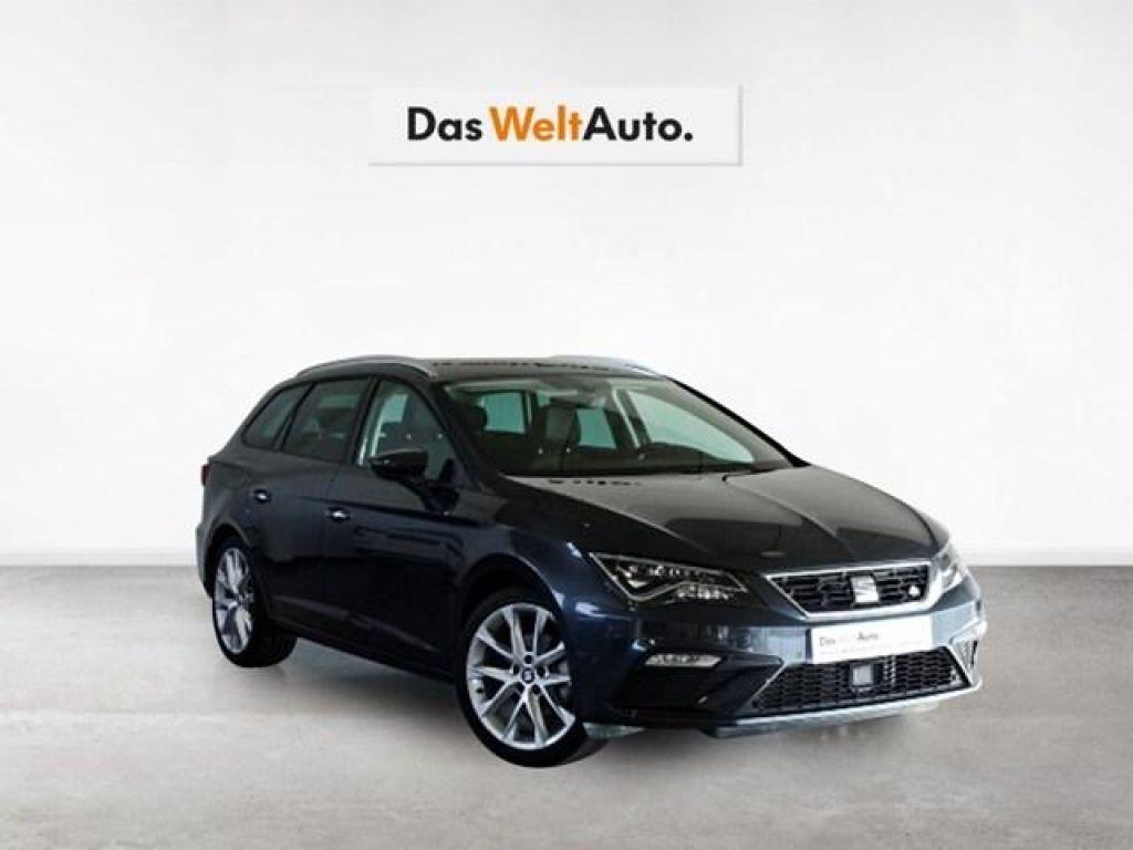 SEAT Leon 1.5 EcoTSI FR 110 kW (150 CV) segunda mano Madrid