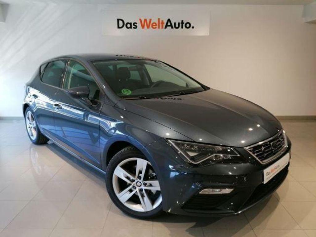 SEAT Leon 1.5 TSI S&S FR DSG 110 kW (150 CV) segunda mano Madrid
