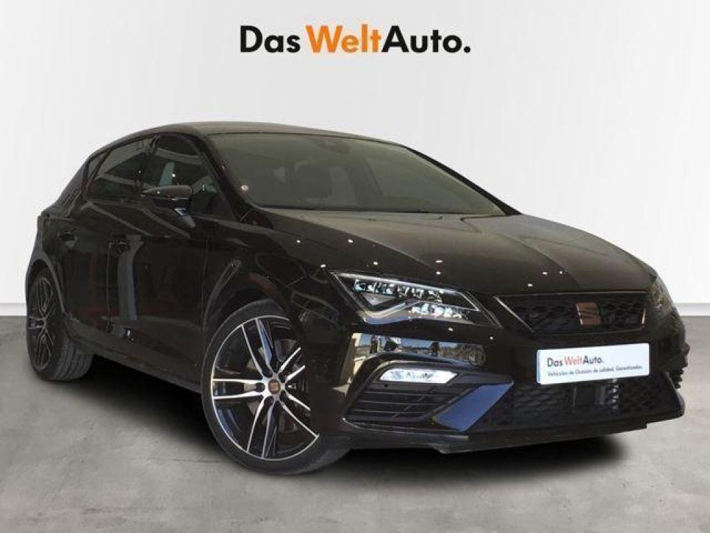 SEAT Leon 2.0 TSI S&S Cupra DSG 213 kW (290 CV) segunda mano Madrid