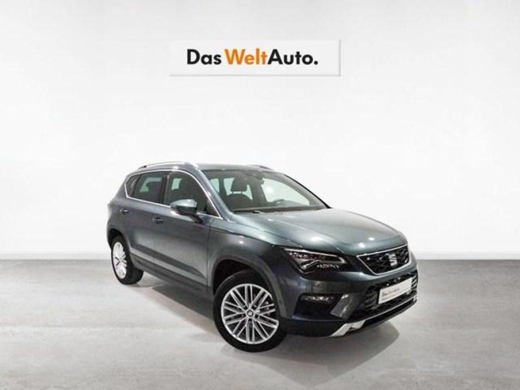 SEAT Ateca  1.5 EcoTSI S&S Xcellence segunda mano Madrid