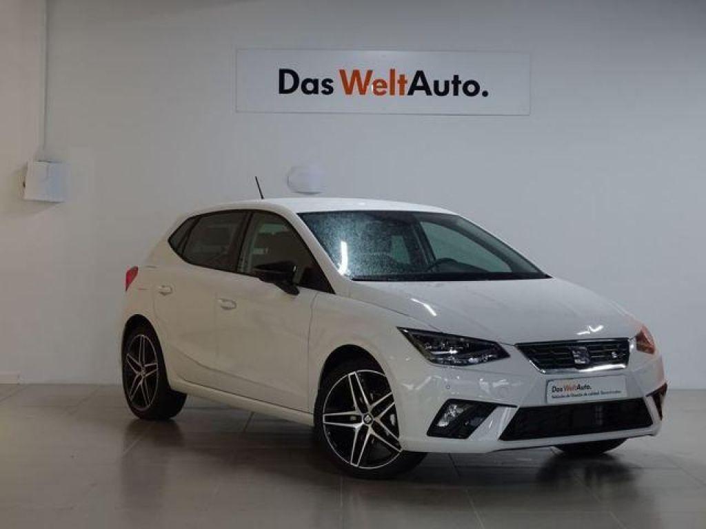 SEAT Ibiza 1.0 TGI GNC S&S FR 66 kW (90 CV) segunda mano Madrid