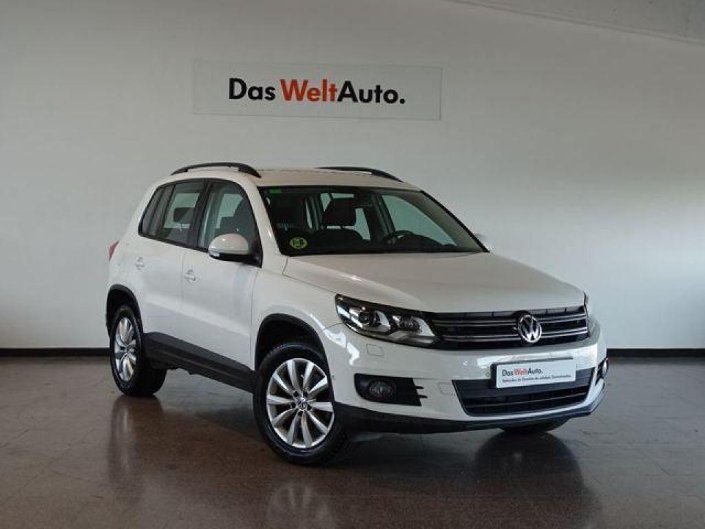 Volkswagen Tiguan 2.0 TDI BMT Advance 4x2 103 kW (140 CV) segunda mano Madrid