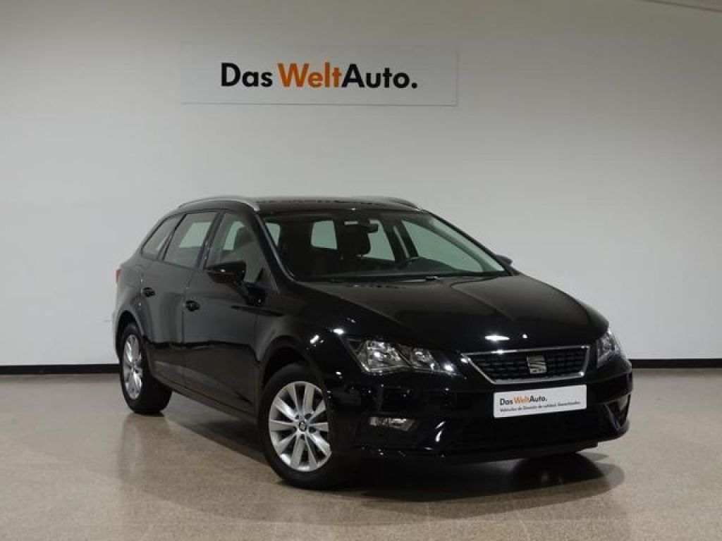 SEAT Leon 1.5 TGI GNC S&S Style 96 kW (130 CV) segunda mano Madrid