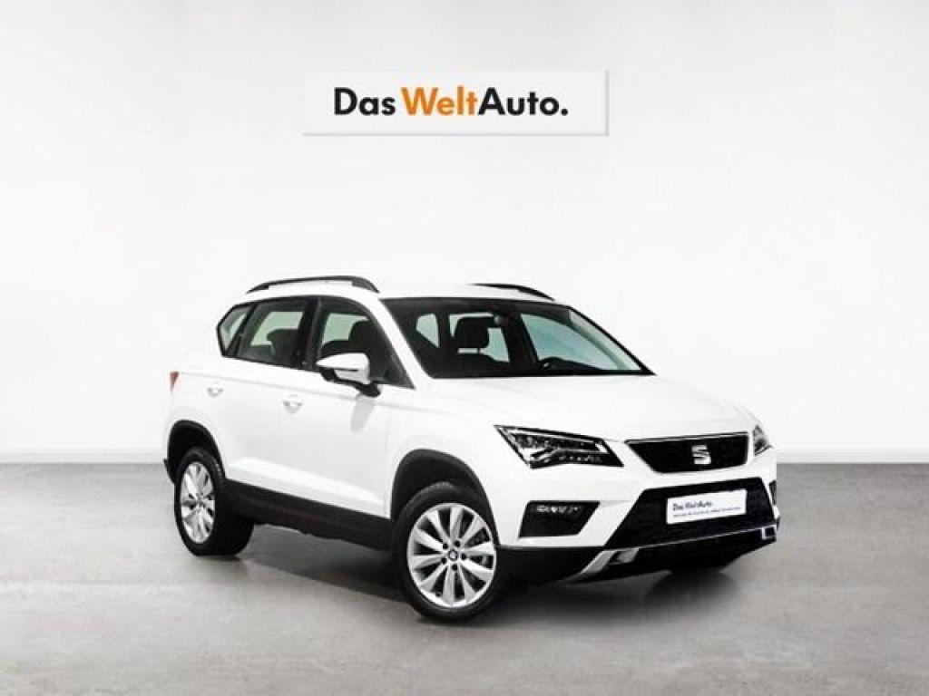 SEAT Ateca 2.0 TDI CR S&S Style DSG 110 kW (150 CV) segunda mano Madrid