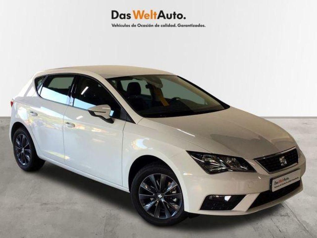 SEAT Leon 1.0 EcoTSI S&S Style Visio Edition 85 kW (115 CV) segunda mano Madrid
