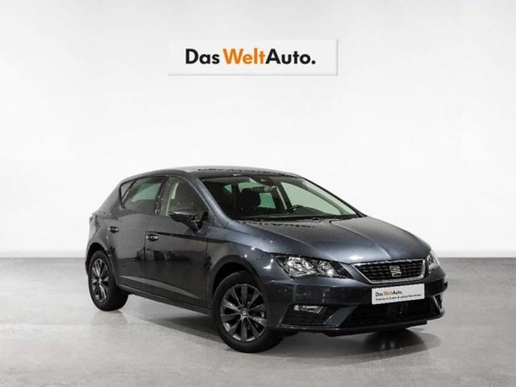SEAT Leon 1.5 TSI S&S Style Visio Edition 96 kW (130 CV) segunda mano Madrid