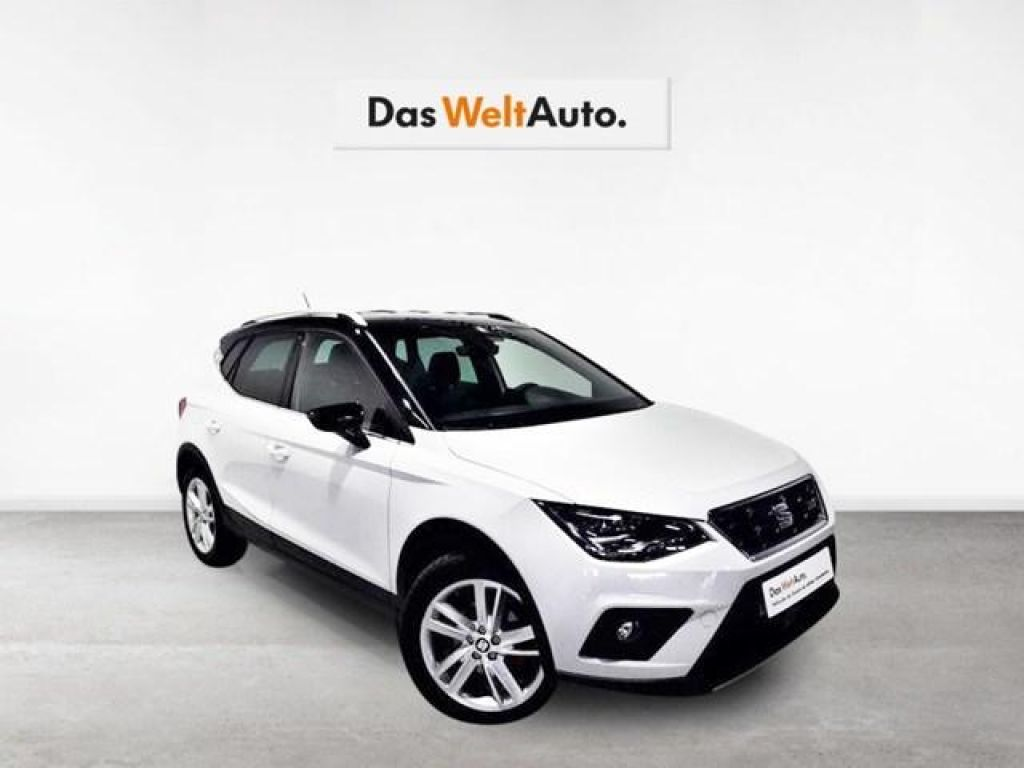 SEAT Arona 1.0 TSI Ecomotive FR 85 kW (115 CV) segunda mano Madrid