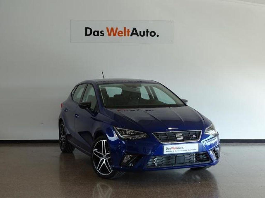 SEAT Ibiza 1.0 TGI FR 66 kW (90 CV) segunda mano Madrid