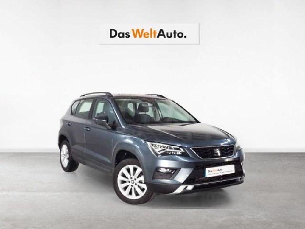 SEAT Ateca  1.6TDI CR S&S Ecomotive Style segunda mano Madrid