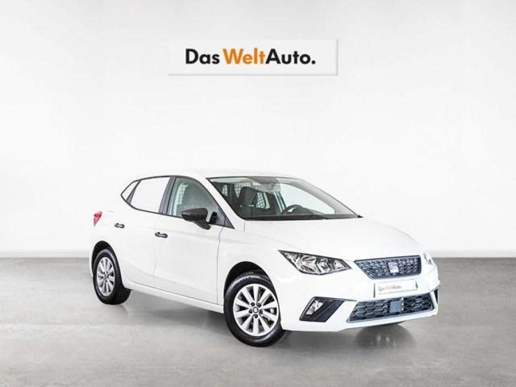 SEAT Ibiza 1.0 TGI Reference Plus 66 kW (90 CV) segunda mano Madrid