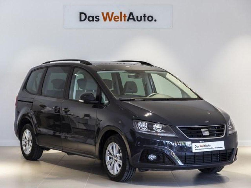 SEAT Alhambra 2.0 TDI Ecomotive S/S Reference 110 kW (150 CV) segunda mano Madrid