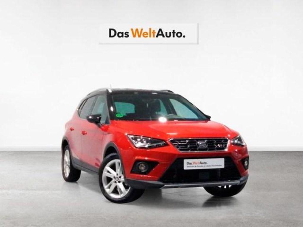 SEAT Arona 1.0 TSI S&S Ecomotive FR DSG 85 kW (115 CV) segunda mano Madrid