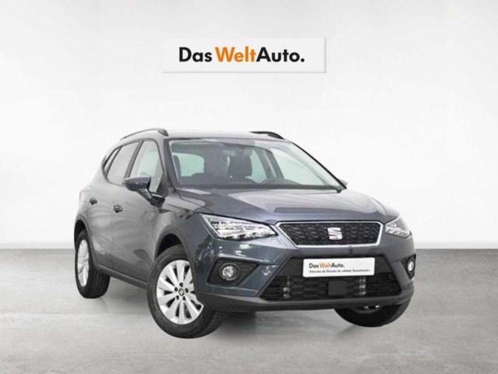 SEAT Arona 1.6 TDI Ecomotive S&S Style 85 kW (115 CV) segunda mano Madrid