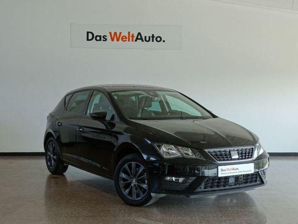 SEAT Leon 1.5 EcoTSI S&S Style 96 kW (130 CV) segunda mano Madrid