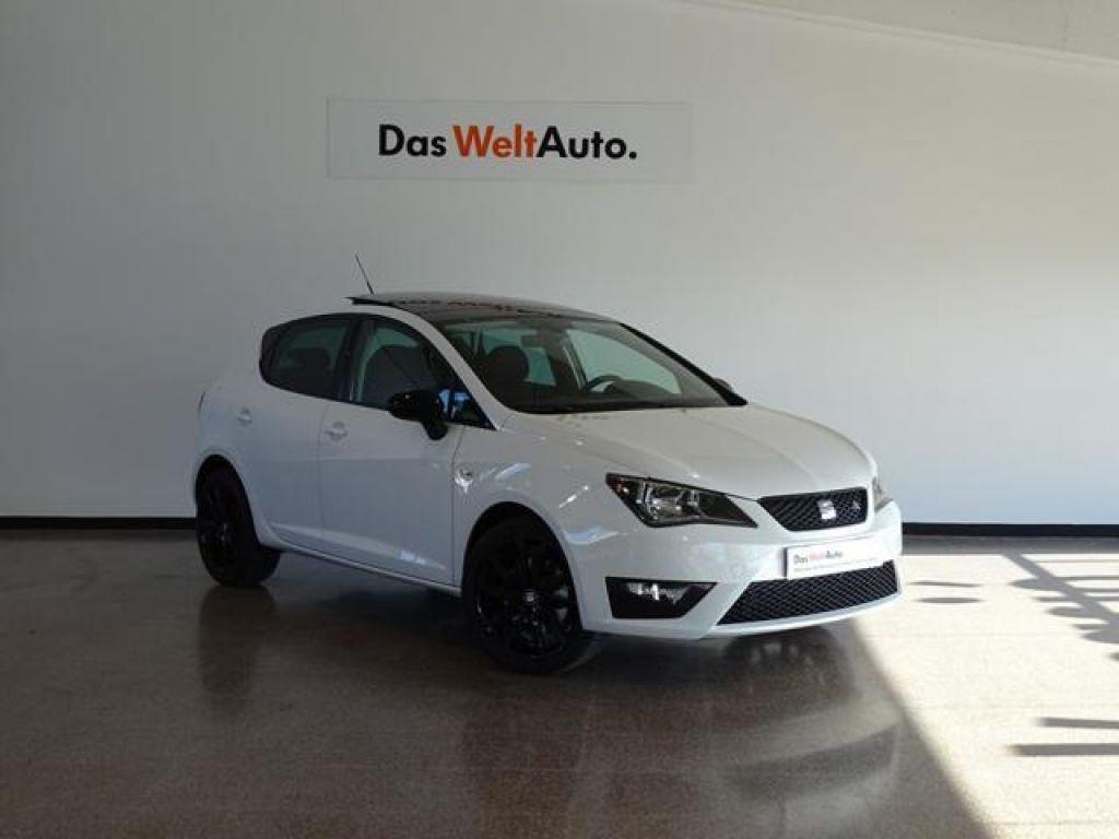 SEAT Ibiza 1.4 TDI FR 77 kW (105 CV) segunda mano Madrid