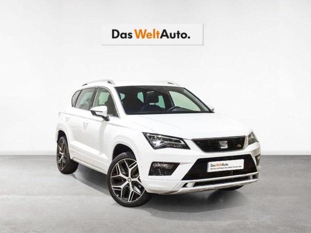 SEAT Ateca 2.0 TDI CR S&S FR 4Drive DSG 140 kW (190 CV) segunda mano Madrid