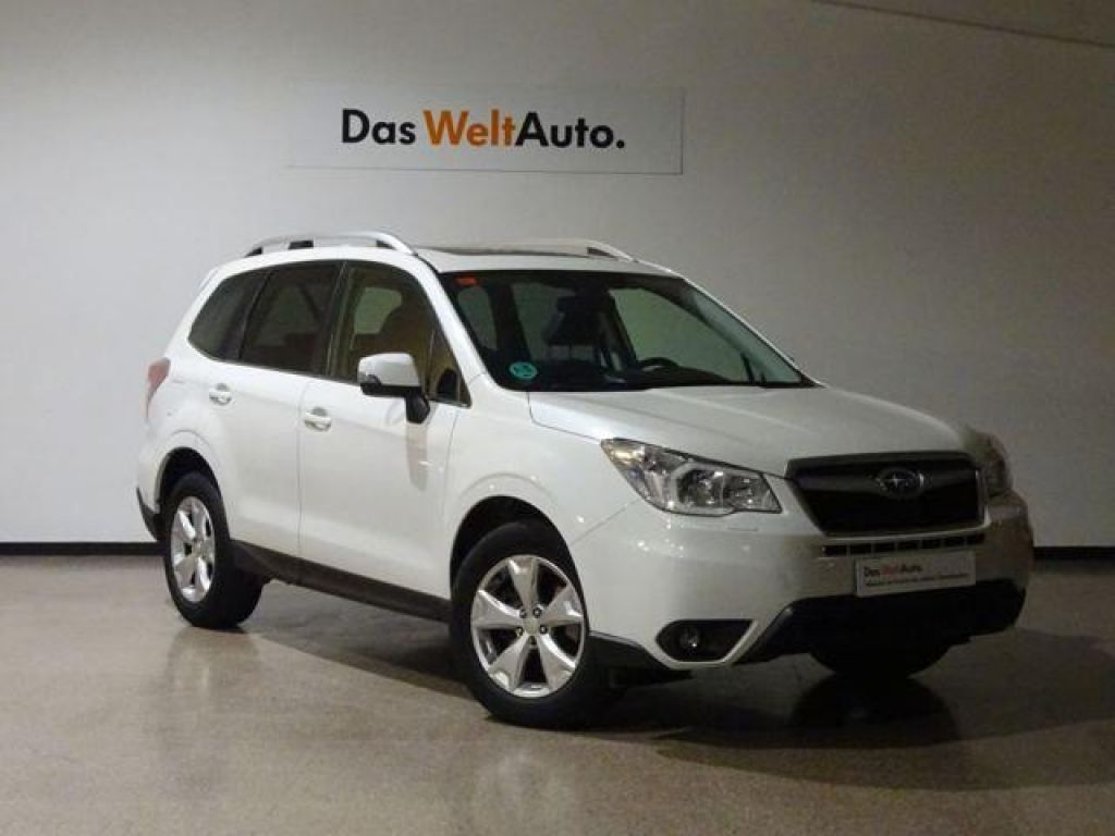 Subaru Forester 2.0 TD Executive 109 kW (148 CV) segunda mano Madrid