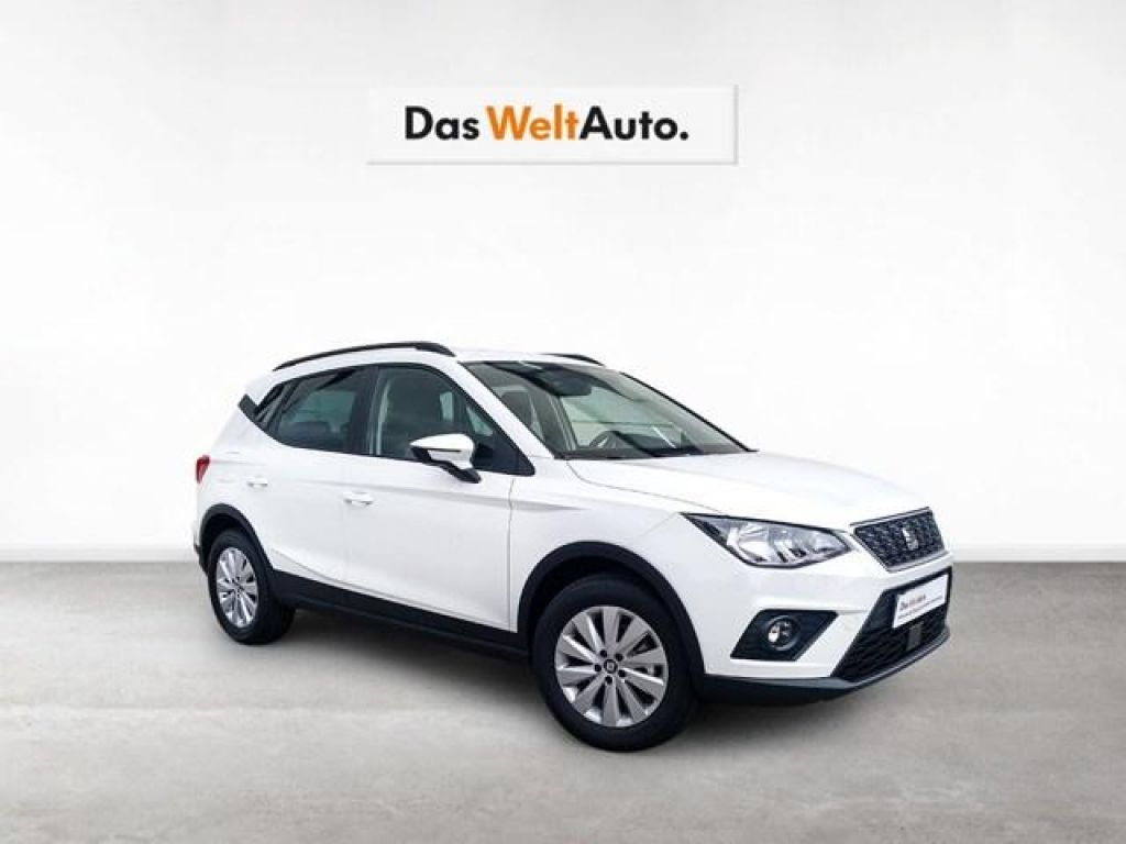 SEAT Arona 1.0 TSI Style Ecomotive 70 kW (95 CV) segunda mano Madrid