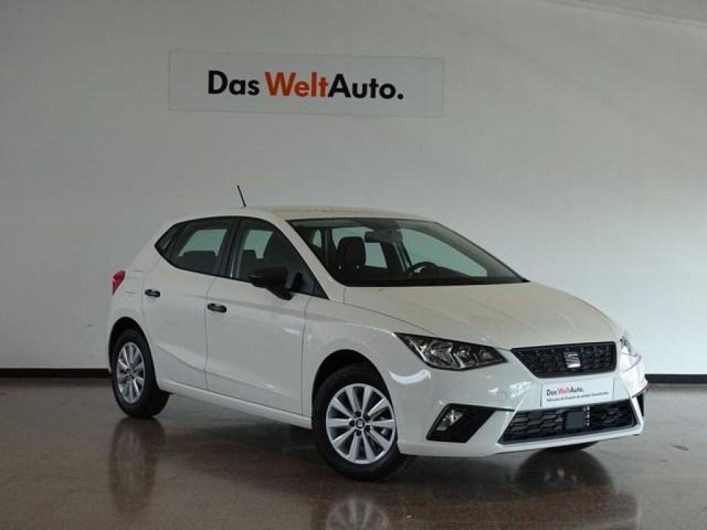 SEAT Ibiza 1.0 MPI Style 59 kW (80 CV) segunda mano Madrid