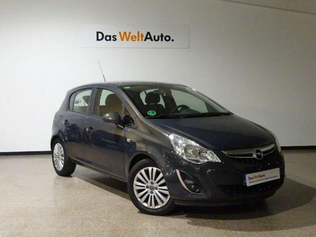 Opel Corsa 1.2 Selective Easytronic 63 kW (85 CV) segunda mano Madrid