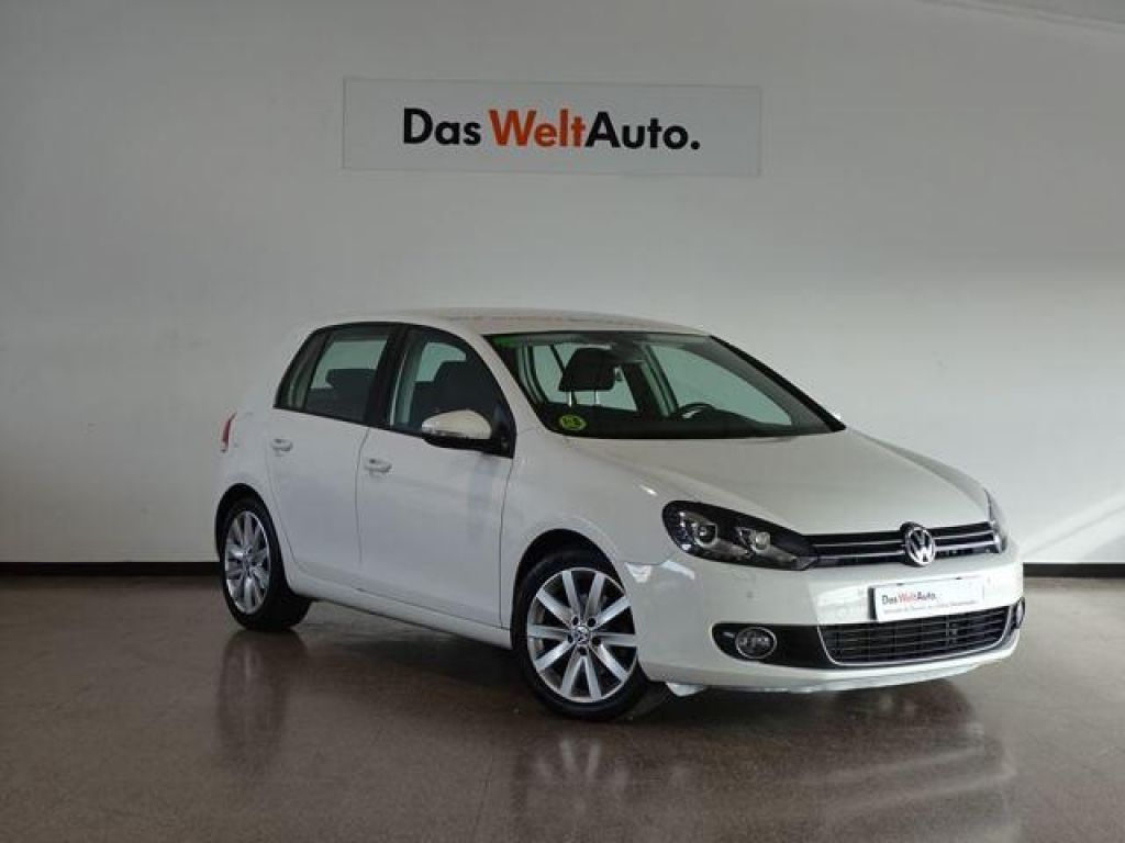 Volkswagen Golf Sport 2.0 TDI 103 kW (140 CV) segunda mano Madrid