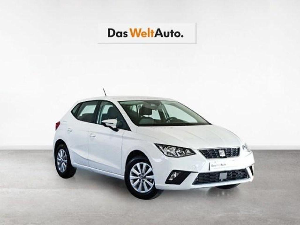 SEAT Ibiza 1.0 MPI S&S Style 59 kW (80 CV) segunda mano Madrid