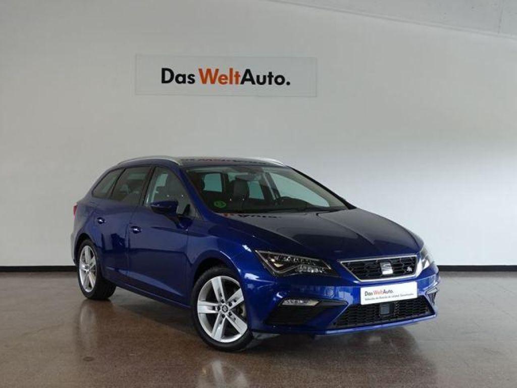 SEAT Leon 1.5 EcoTSI S&S FR DSG 110 kW (150 CV) segunda mano Madrid