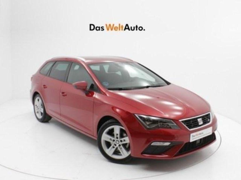 SEAT Leon 1.5 EcoTSI S&S FR 110 kW (150 CV) segunda mano Madrid