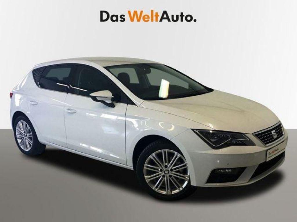 SEAT Leon 1.5 TGI GNC S&S Xcellence DSG 96 kW (130 CV) segunda mano Madrid