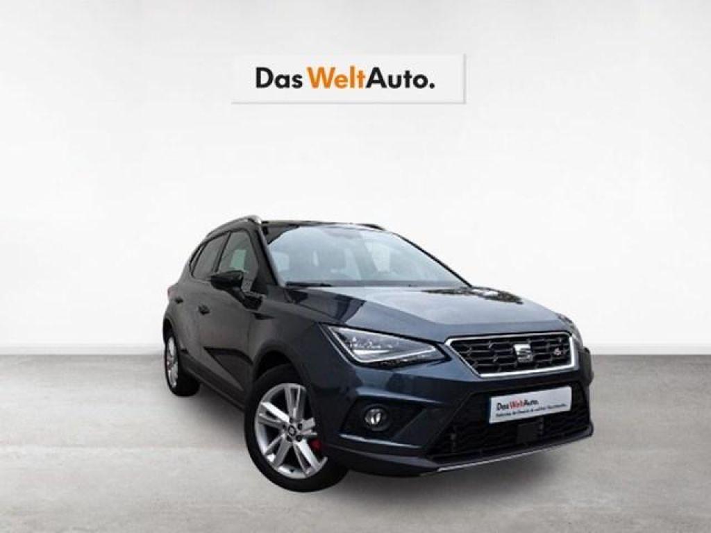 SEAT Arona 1.0 TSI Ecomotive FR DSG 85 kW (115 CV) segunda mano Madrid