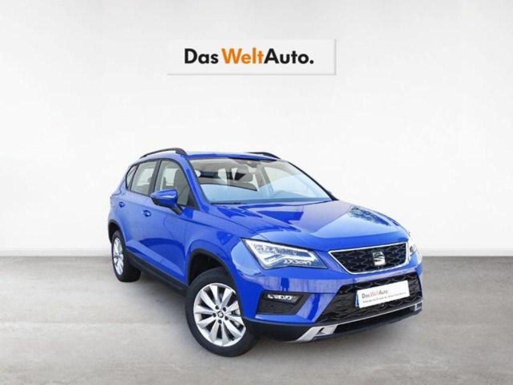 SEAT Ateca 1.6 TDI S&S Ecomotive Style 85 kW (115 CV) segunda mano Madrid