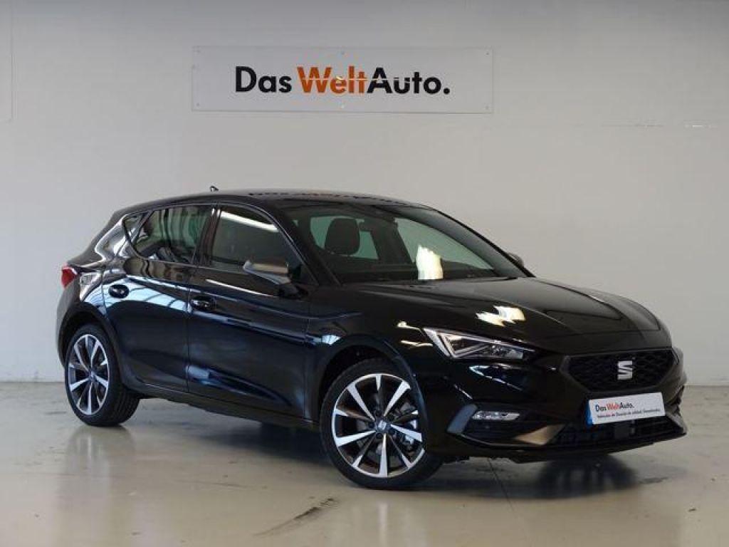 SEAT Leon  1.4 TSI e-Hybrid S&S FR DSG-6 204 segunda mano Madrid