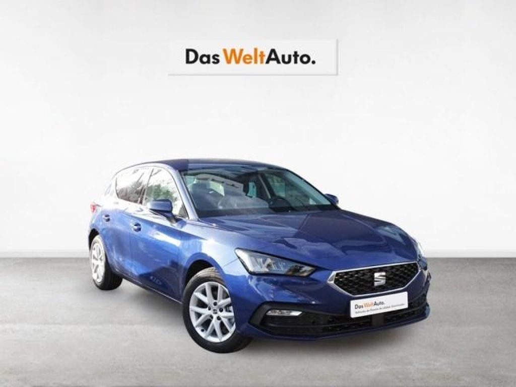 SEAT Leon 1.5 TSI S&S Style Launch Pack con Navegador 96 kW (130 CV) segunda mano Madrid