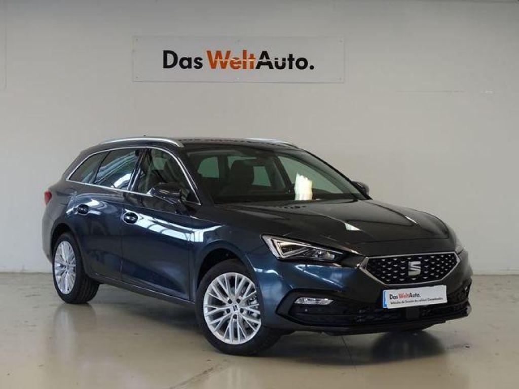 SEAT Leon 1.5 eTSI DSG S&S Xcellence Launch Pack M 110 kW (150 CV) segunda mano Madrid