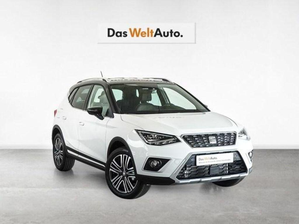 SEAT Arona 1.6 TDI S&S Xcellence 70 kW (95 CV) segunda mano Madrid