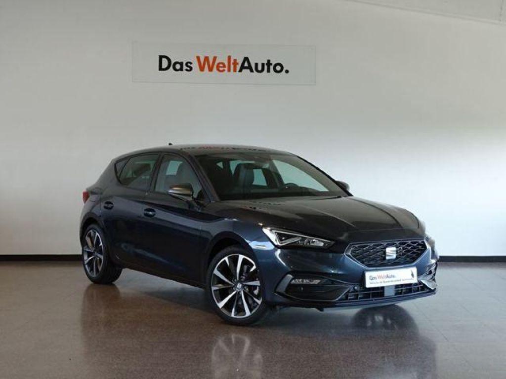 SEAT Leon 2.0 TDI S&S FR Launch Pack L DSG 110 kW (150 CV) segunda mano Madrid