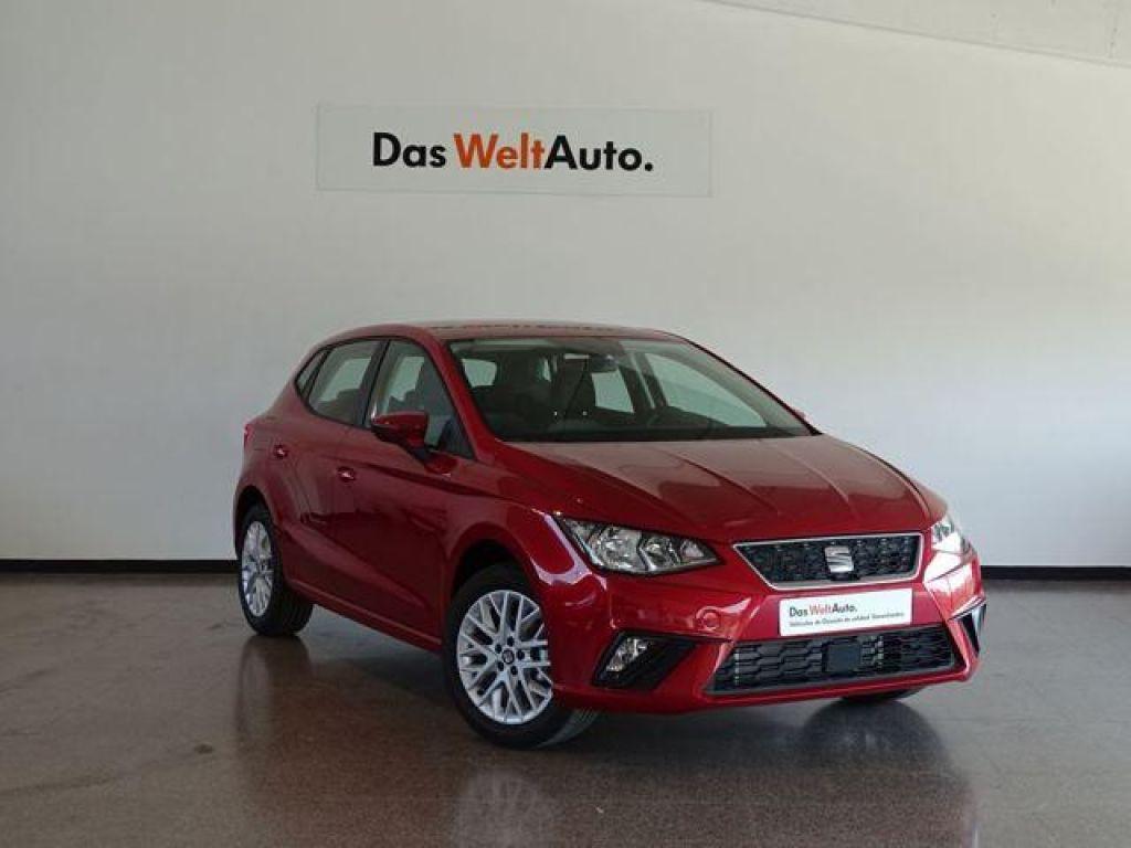 SEAT Ibiza 1.6 TDI Style 70 kW (95 CV) segunda mano Madrid