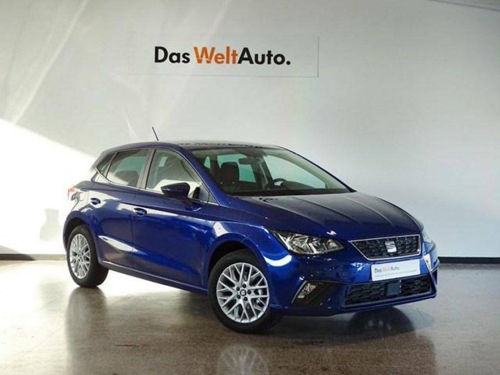 SEAT Ibiza 1.0 TGI Style 66 kW (90 CV) segunda mano Madrid