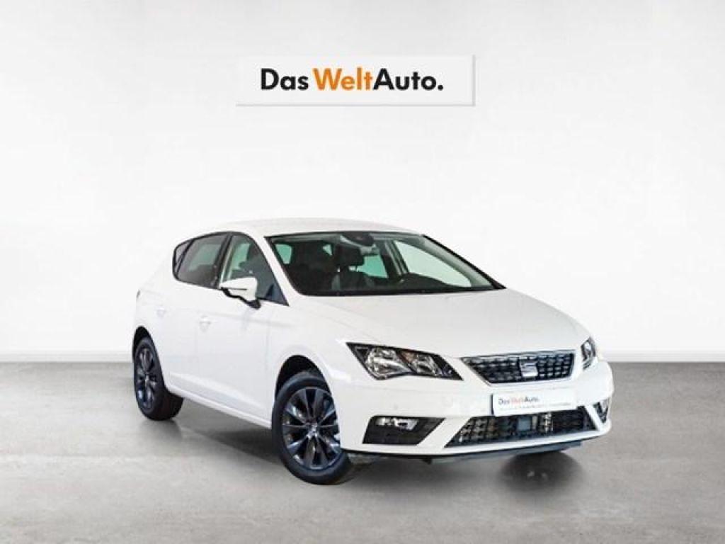 SEAT Leon 1.6 TDI S&S Style Visio Edition 85 kW (115 CV) segunda mano Madrid