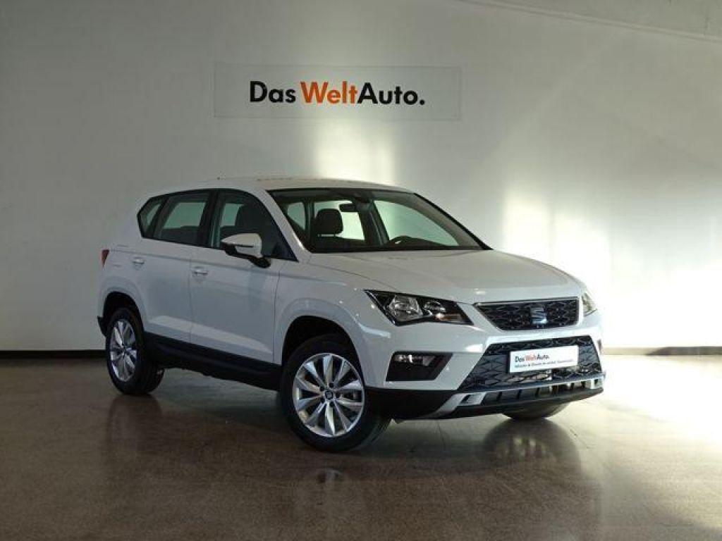 SEAT Ateca 1.6 TDI CR S&S Ecomotive Style 85 kW (115 CV) segunda mano Madrid