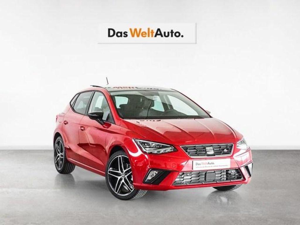 SEAT Ibiza 1.5 TSI FR DSG 110 kW (150 CV) segunda mano Madrid