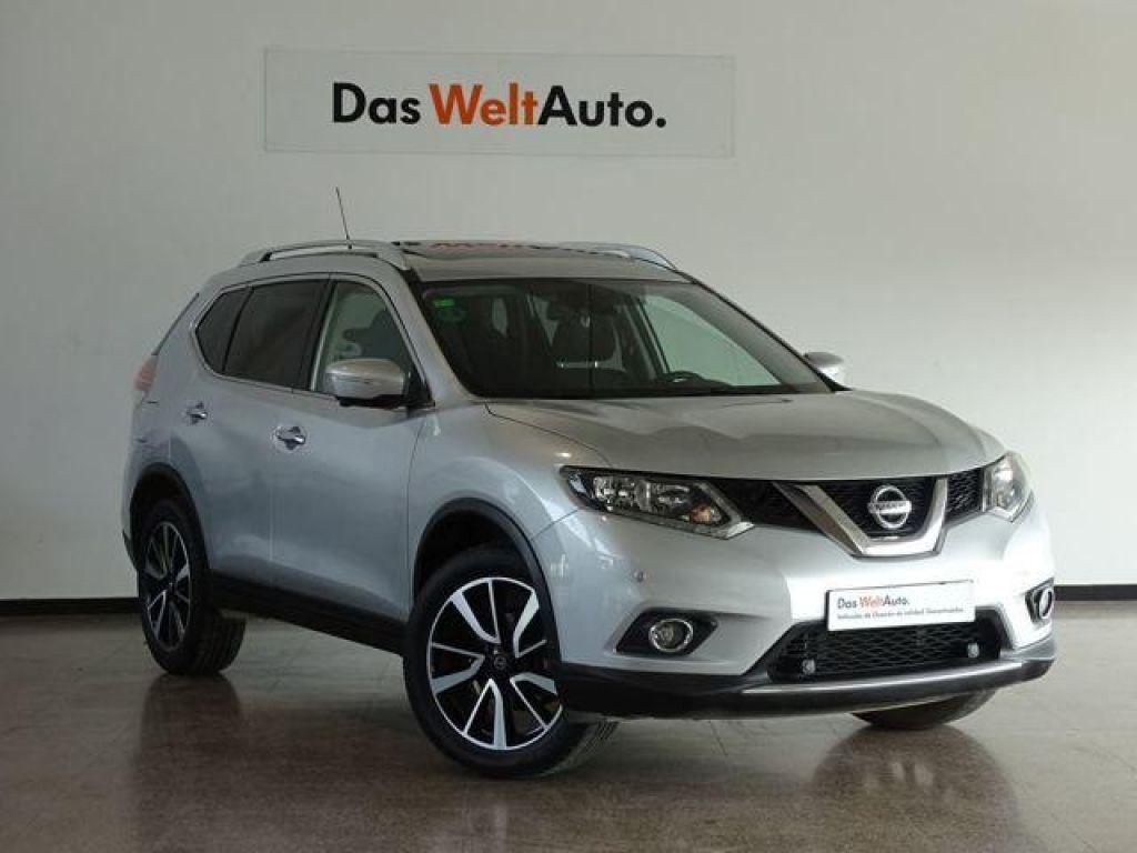 Nissan X-Trail  1.6 dCi 360 4x2 segunda mano Madrid
