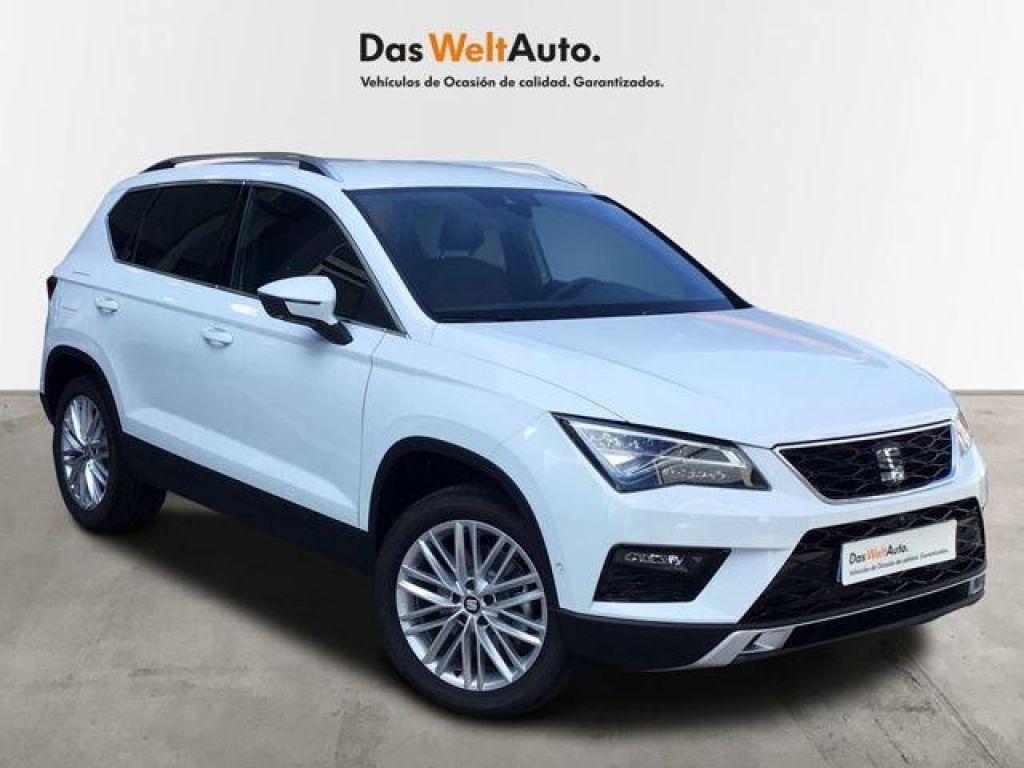 SEAT Ateca 2.0 TDI S&S Xcellence 4Drive DSG 140 kW (190 CV) segunda mano Madrid