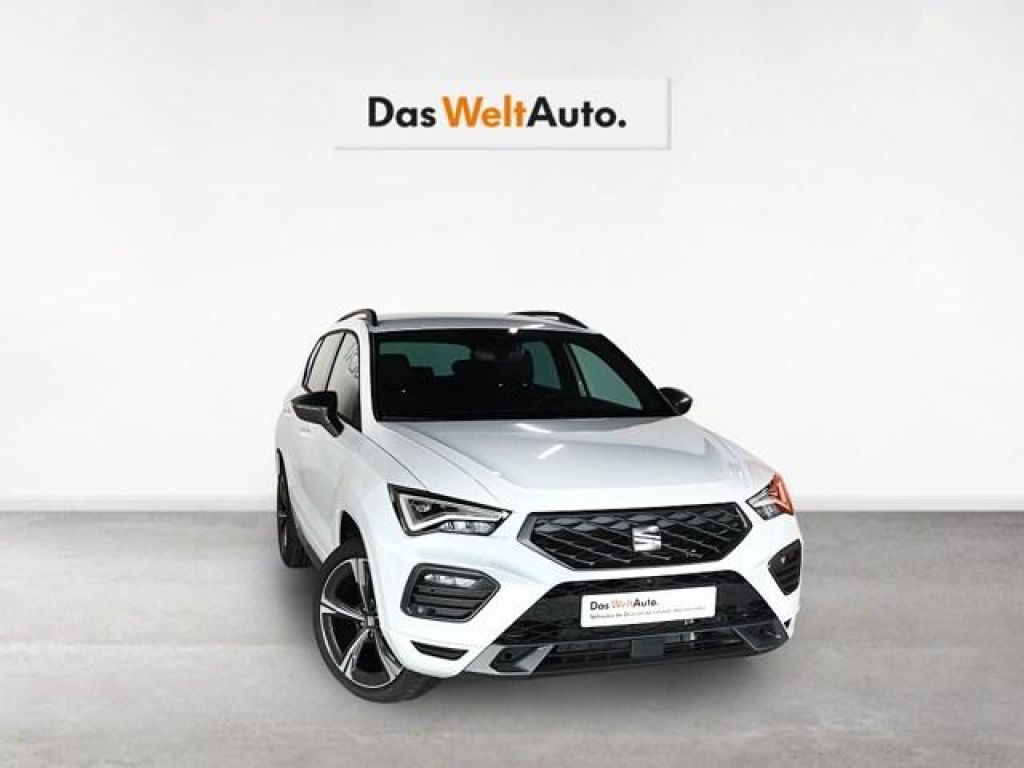 SEAT Ateca 1.5 TSI S&S FR Go DSG 110 kW (150 CV) segunda mano Madrid
